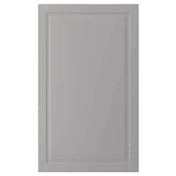 BODBYN Door, grey, 60x100 cm