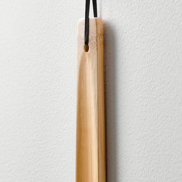 BÖRDIG Shoehorn, bamboo, 29 cm