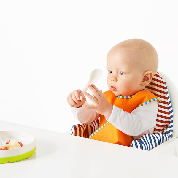 BÖRJA Feeding spoon and baby spoon