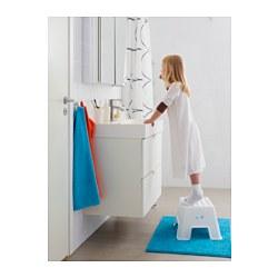 Bolmen Step Stool White Ikea