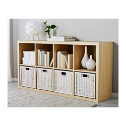 bran s basket white 32x34x32 cm ikea. Black Bedroom Furniture Sets. Home Design Ideas