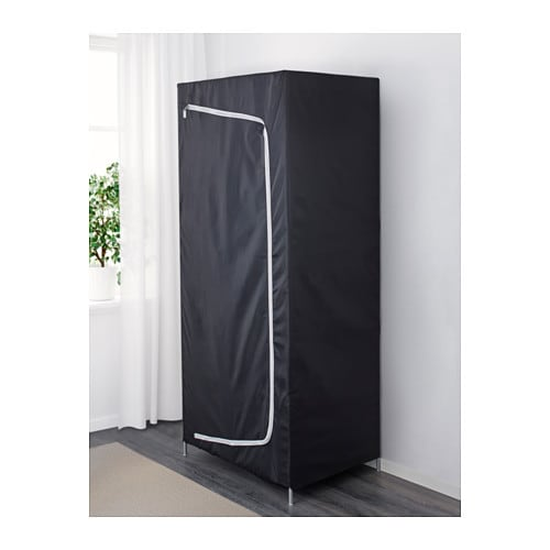 armoire penderie ikea tissu. Black Bedroom Furniture Sets. Home Design Ideas