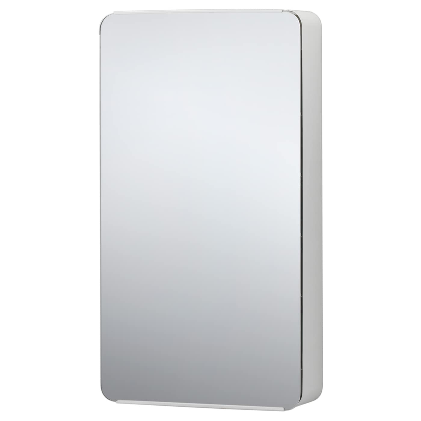brickan mirror cabinet white 40x73 cm ikea. Black Bedroom Furniture Sets. Home Design Ideas
