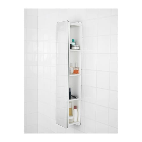 IKEA BRICKAN Mirror With Storage Unit