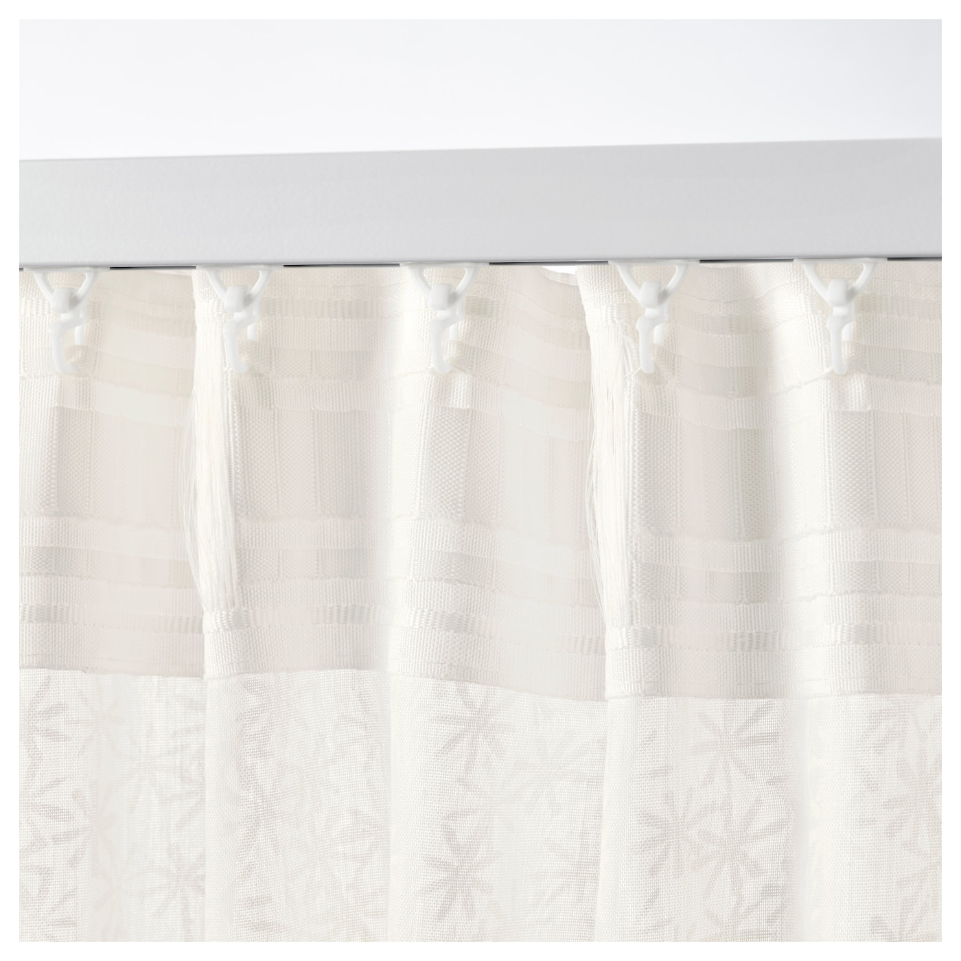 IKEA BRIGID curtains, 1 pair