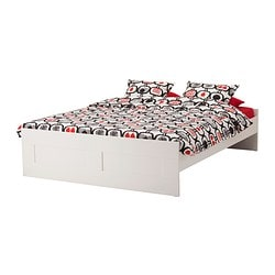 beds bed frames ikea. Black Bedroom Furniture Sets. Home Design Ideas