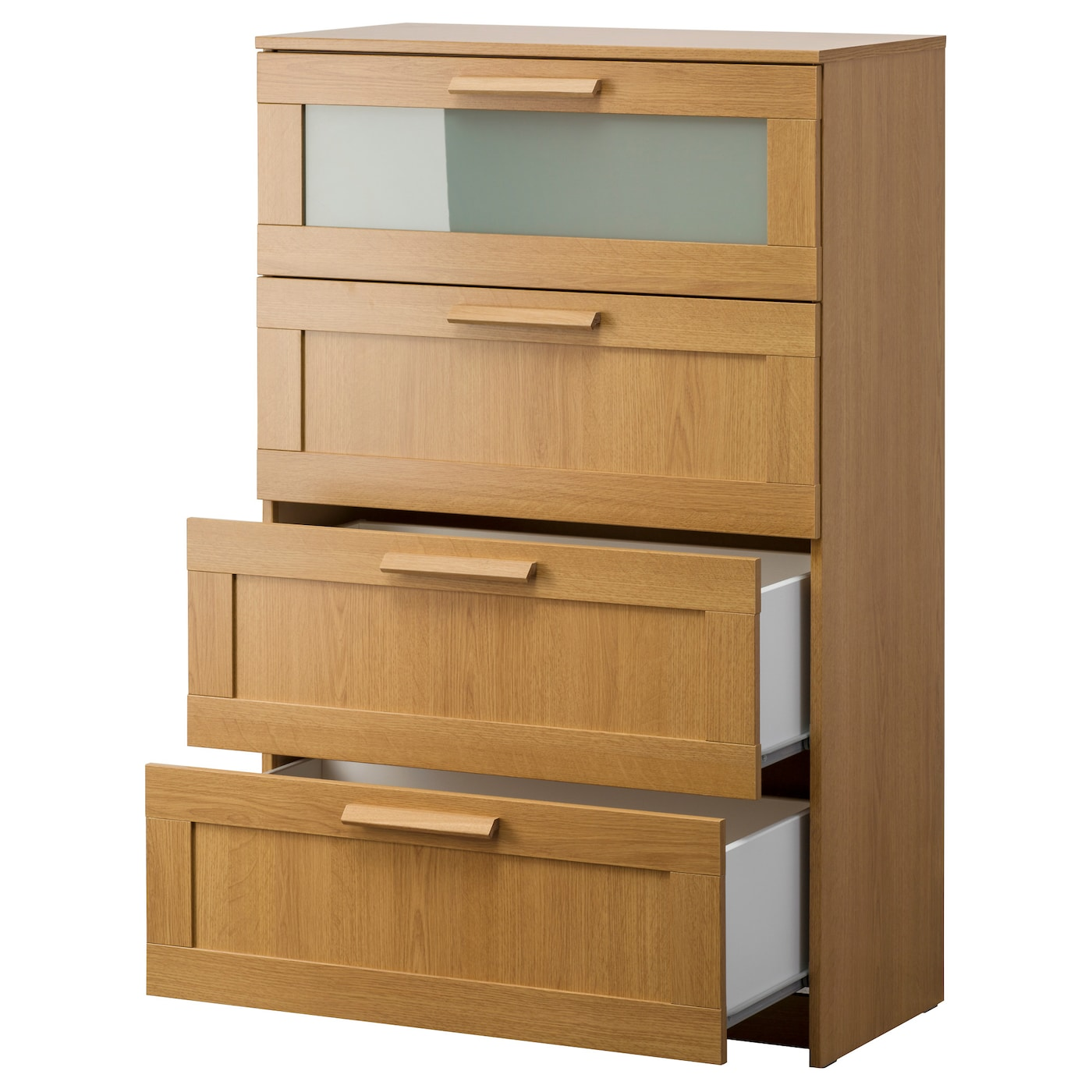 IKEA BRIMNES chest of 4 drawers