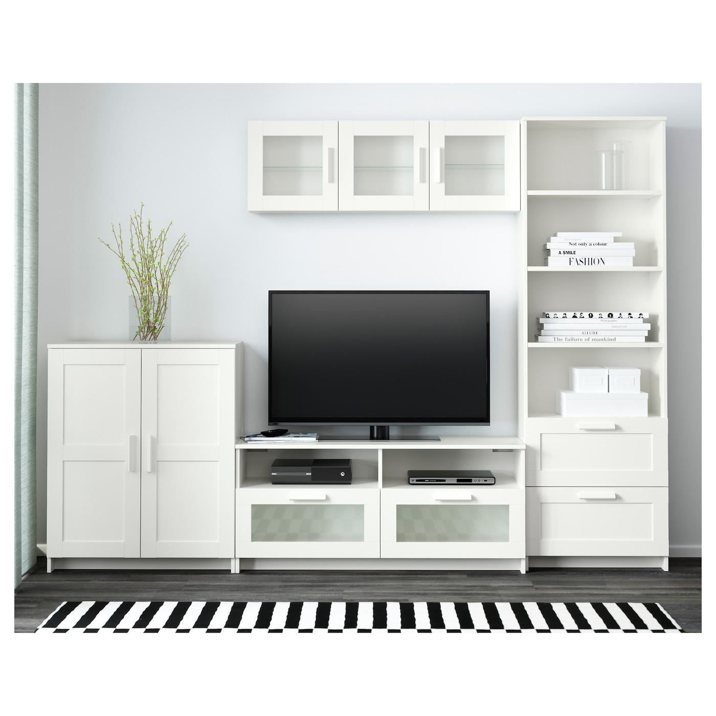 No Furniture Tv Room
