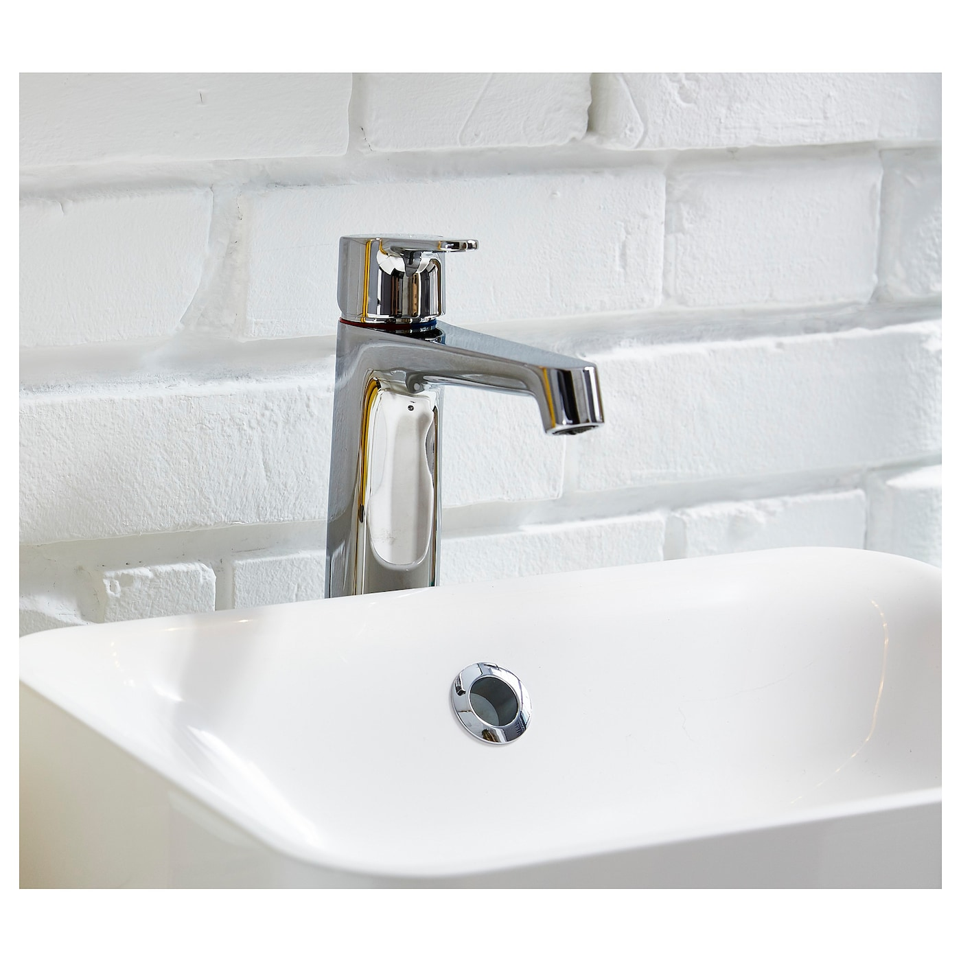 IKEA BROGRUND wash-basin mixer tap, tall