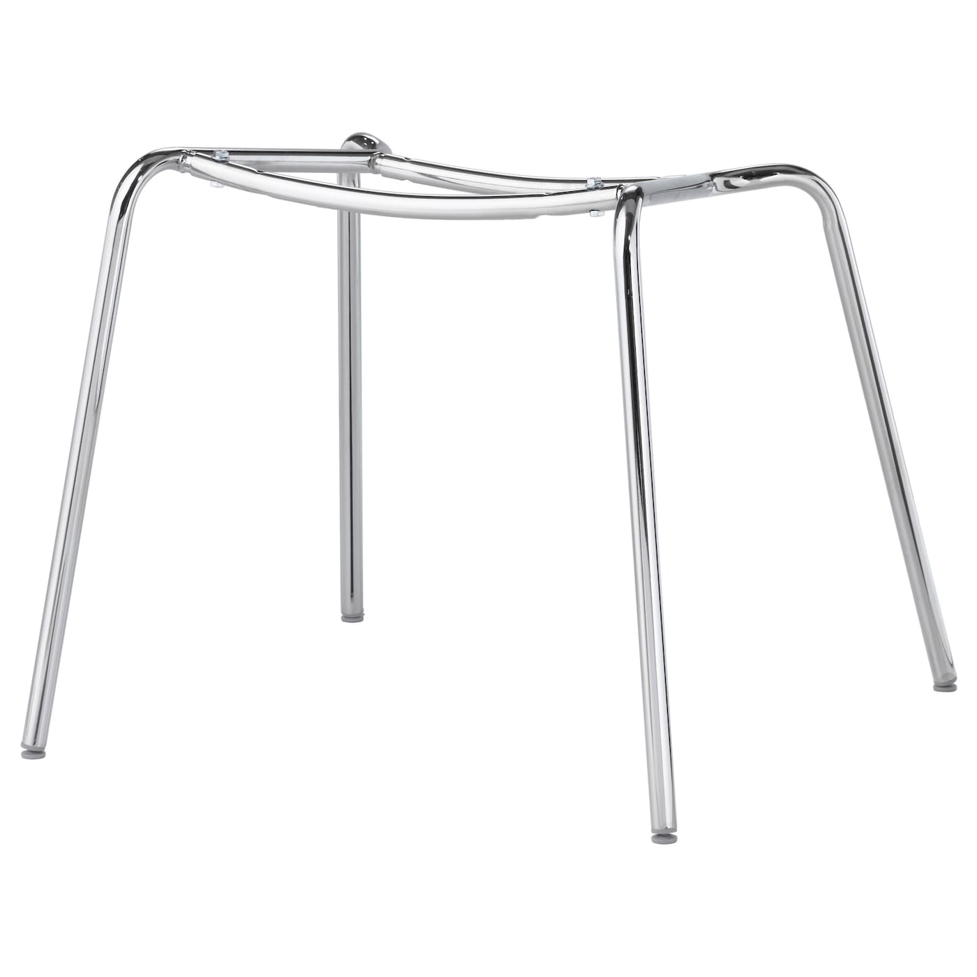 IKEA BRORINGE underframe The dampers allow you to stack the chairs.