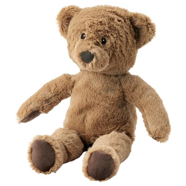 BRUNBJÖRN Soft toy, bear
