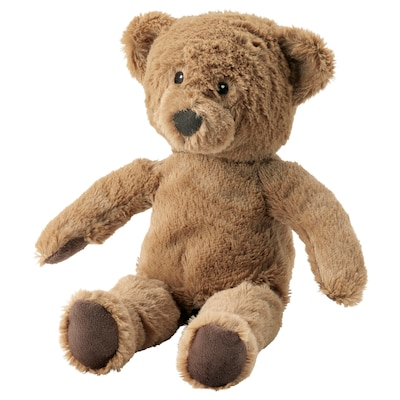 BRUNBJÖRN Soft toy, bear