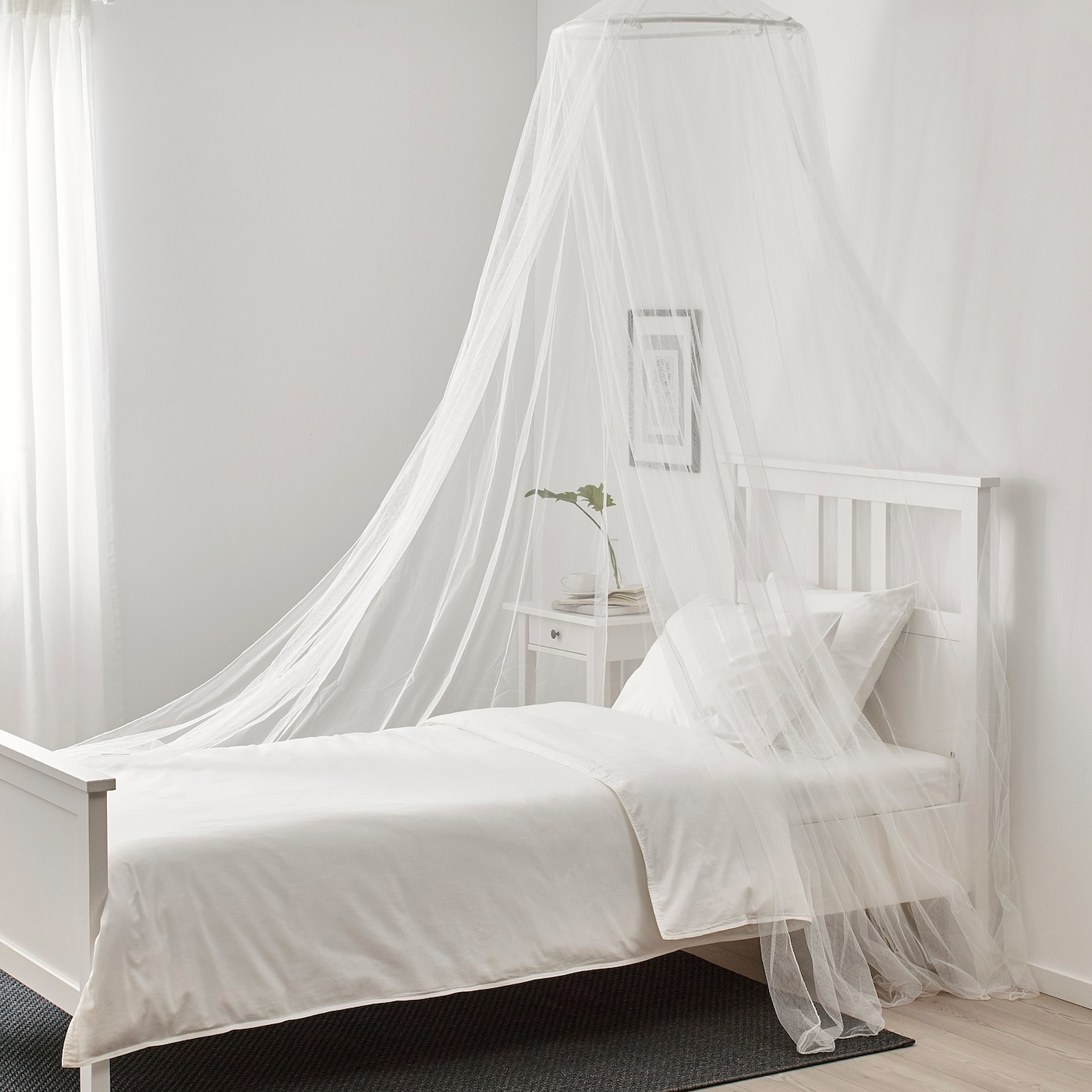 ikea bed canopy