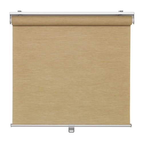 IKEA BUSKTOFFEL roller blind The blind is cordless for increased child safety.
