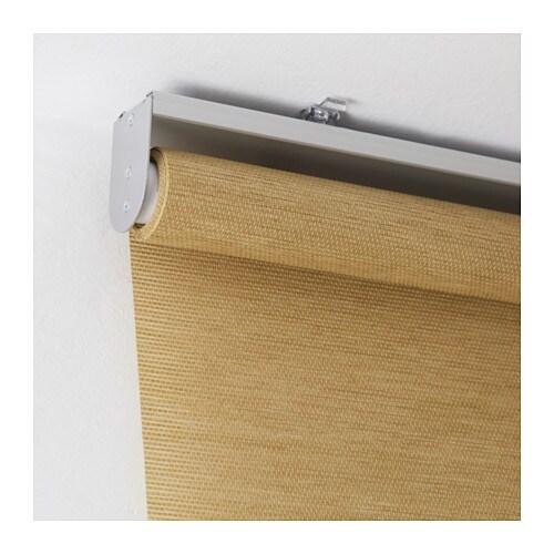 Busktoffel roller blind beige 100x250 cm ikea for Ikea roller blinds