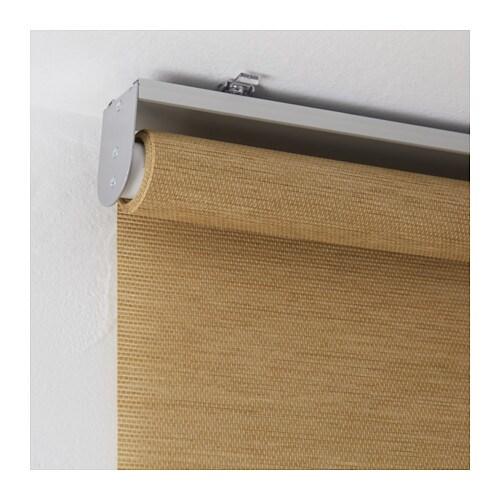Busktoffel roller blind beige 60x250 cm ikea for Ikea roller blinds