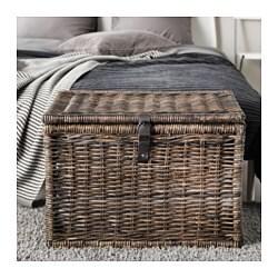 byholma chest grey 72x50x50 cm ikea. Black Bedroom Furniture Sets. Home Design Ideas