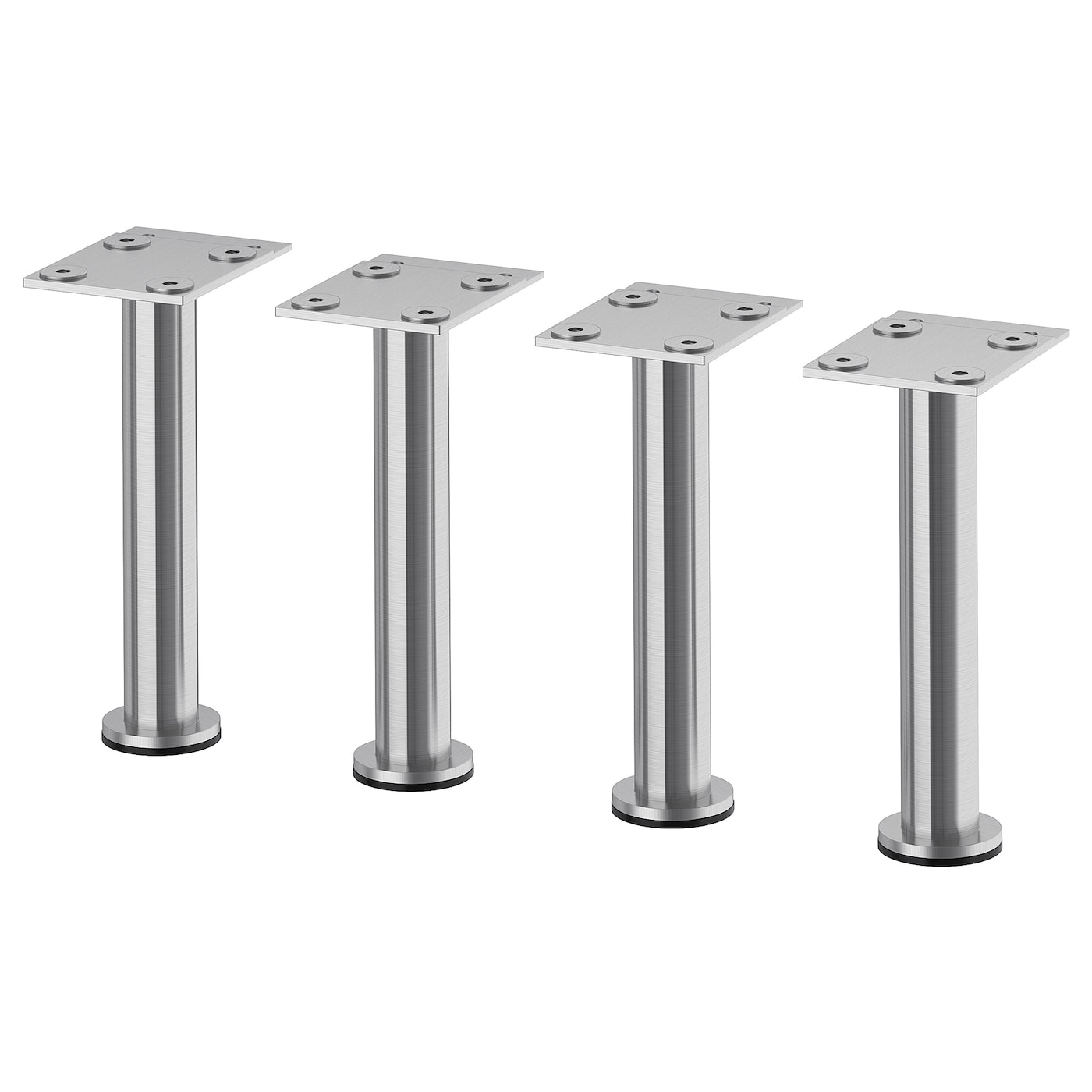 IKEA CAPITA leg Stands steady on uneven floors because they are adjustable between 16-17 cm.