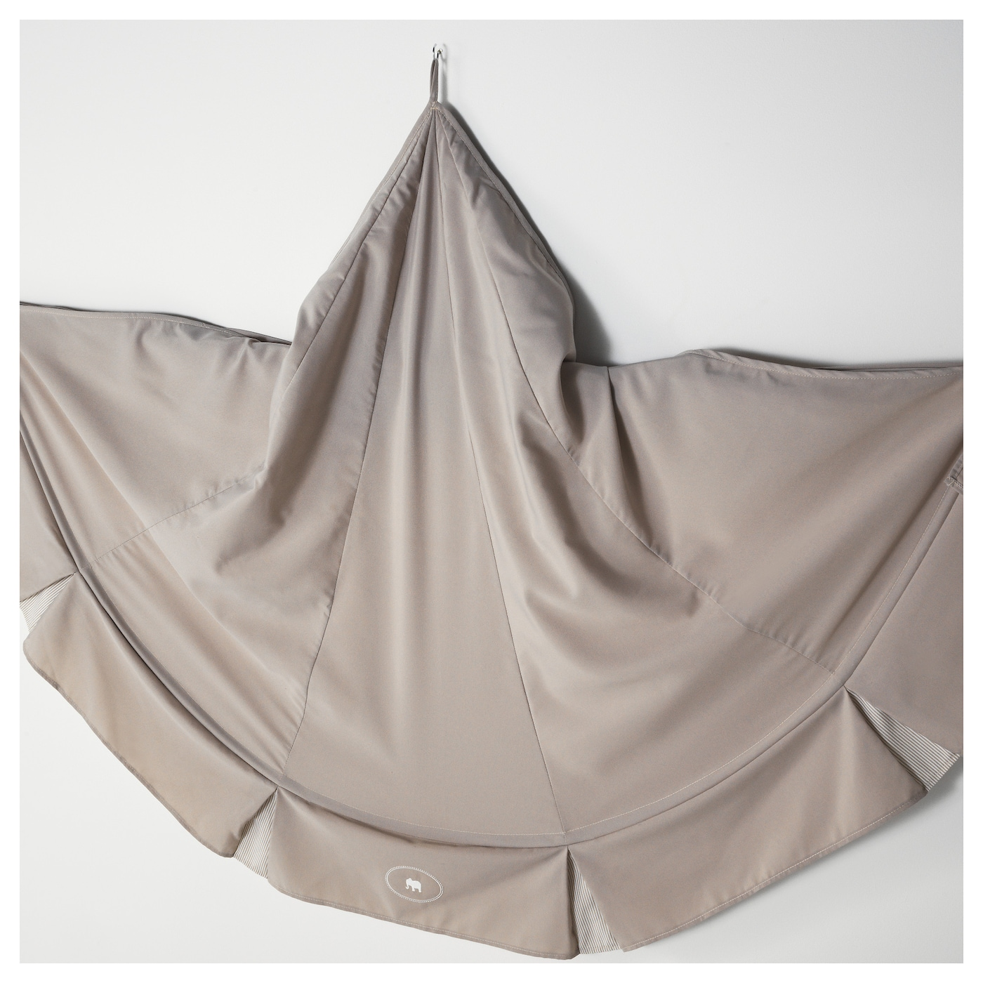 IKEA CHARMTROLL bed canopy A bed canopy gives privacy and creates a room-in-room feeling.