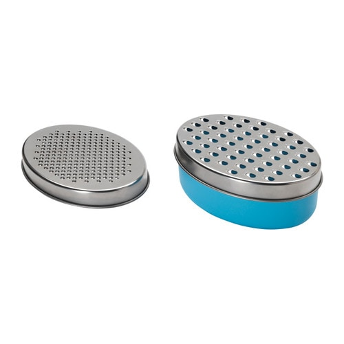 CHOSIGT Grater with container IKEA