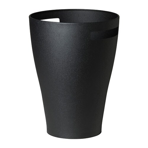 DADEL Plant pot IKEA With handles for easy mobility.