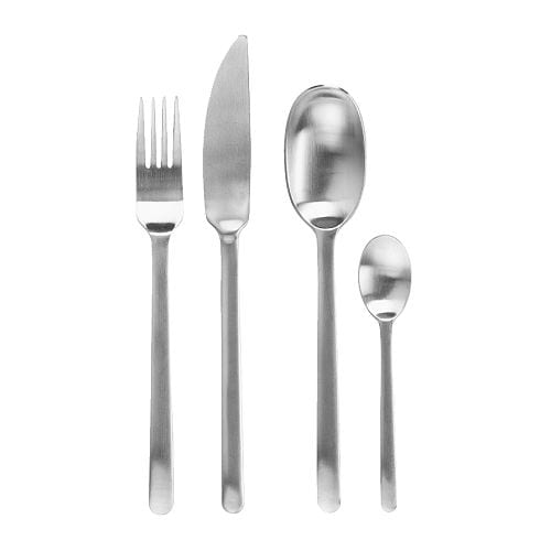 DATA 24-piece cutlery set IKEA