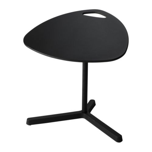 DAVE Laptop table IKEA Adjustable height and angle of inclination of table top; adjust according to need.
