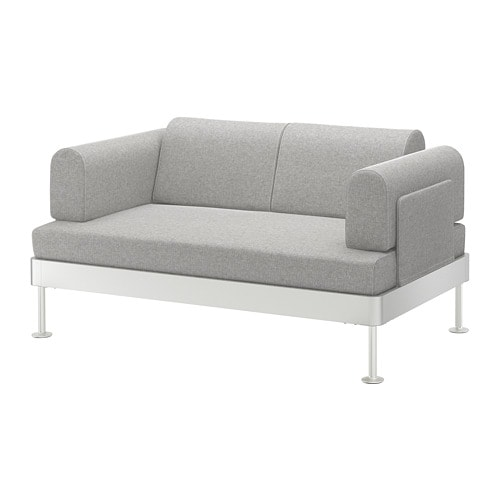 Ikea Delaktig 2 Seat Sofa The Cover Is Easy To Keep Clean As It