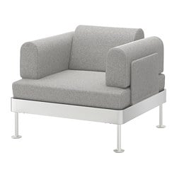 Attractive IKEA DELAKTIG Armchair The Cover Is Easy To Keep Clean As It Is Removable  And Can