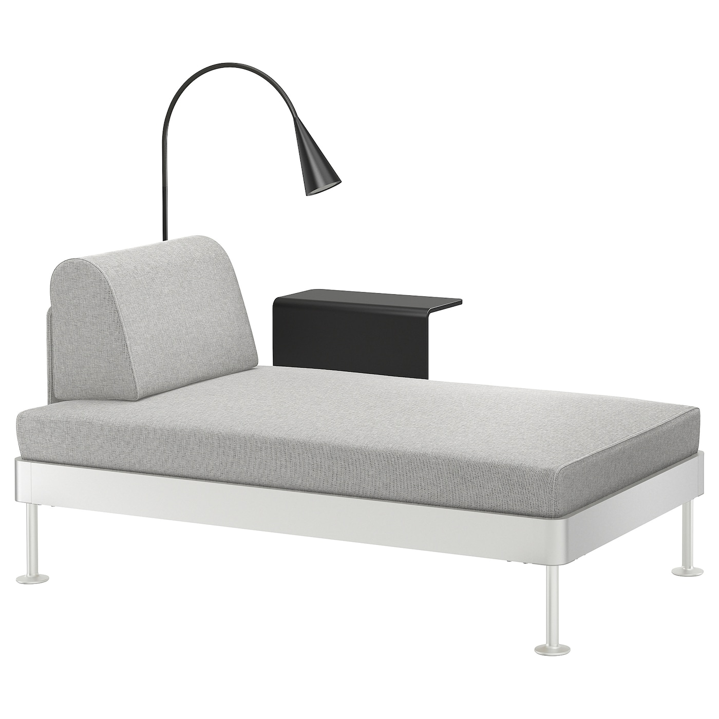 Ikea chaise sofa kivik 3 seat sofa orrsta light grey ikea for Chaise longue jardin ikea