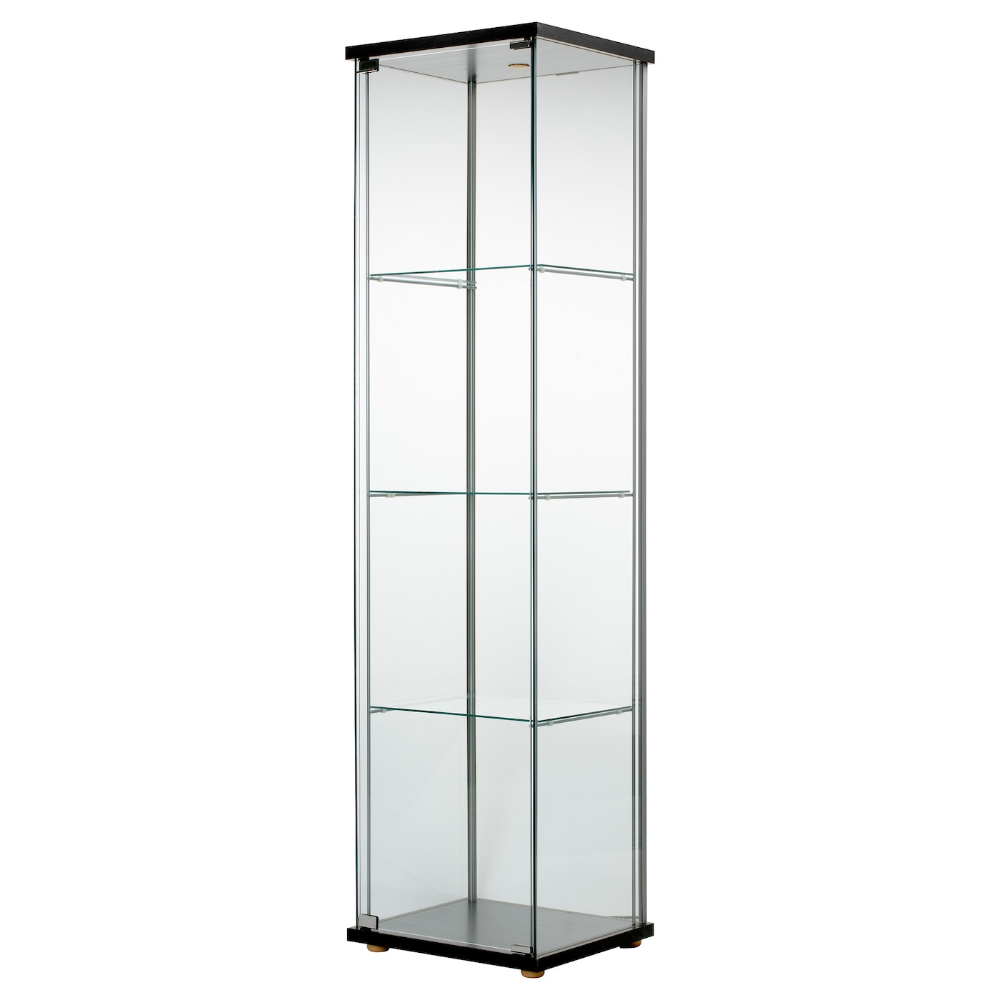 Display cabinets glass display cabinets ikea for Meuble 4 cases ikea