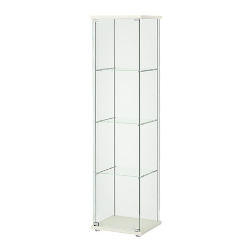 Detolf glass door cabinet ikea - Ikea glass cabinets ...