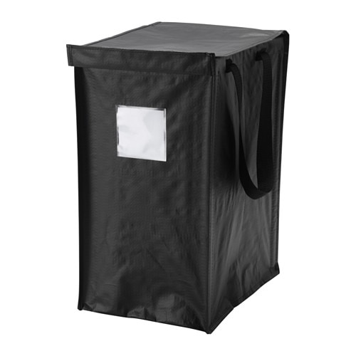 IKEA DIMPA waste sorting bag Easy to carry as it has handles on the sides.