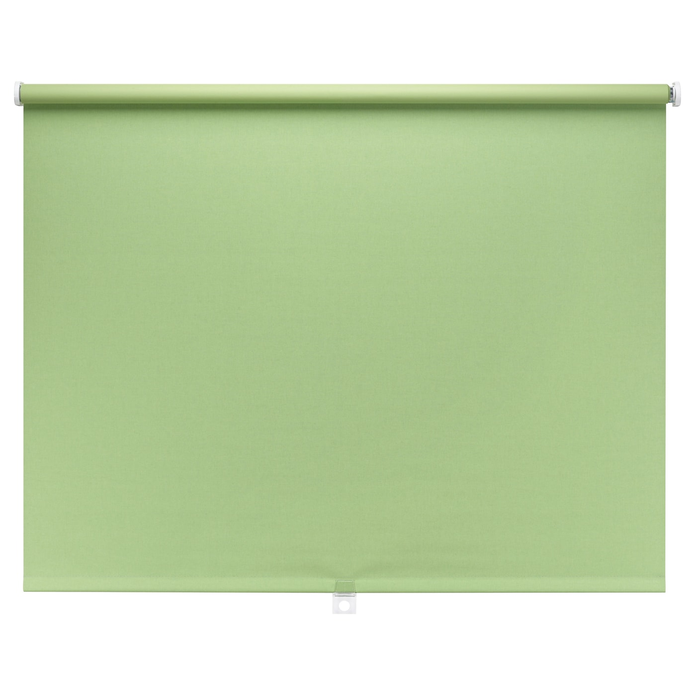 Diskodans block out roller blind green 100x195 cm ikea for Fenster 30 cm breit