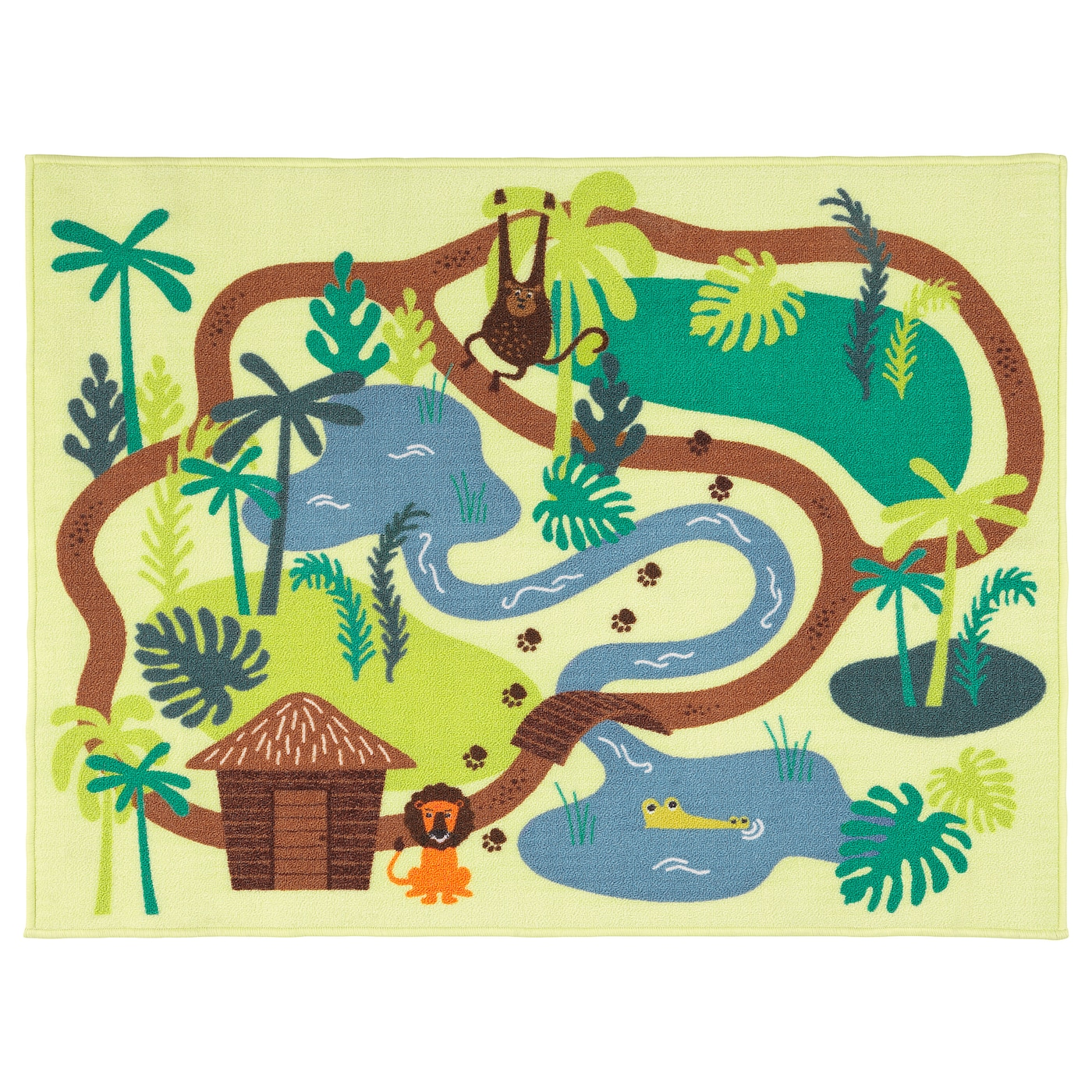 Children S Rugs Kids Rugs Play Mats Ikea
