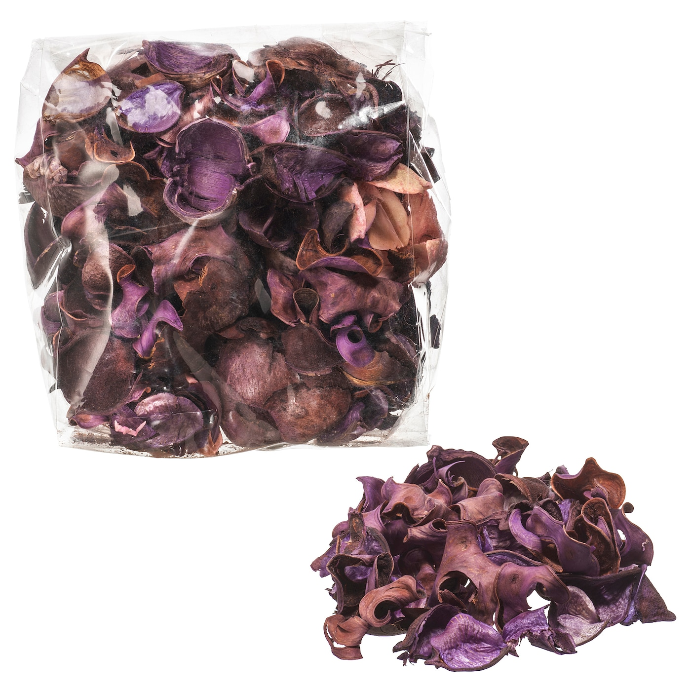 IKEA DOFTA potpourri Distinct scent of sweet blackberries with hints of mint.