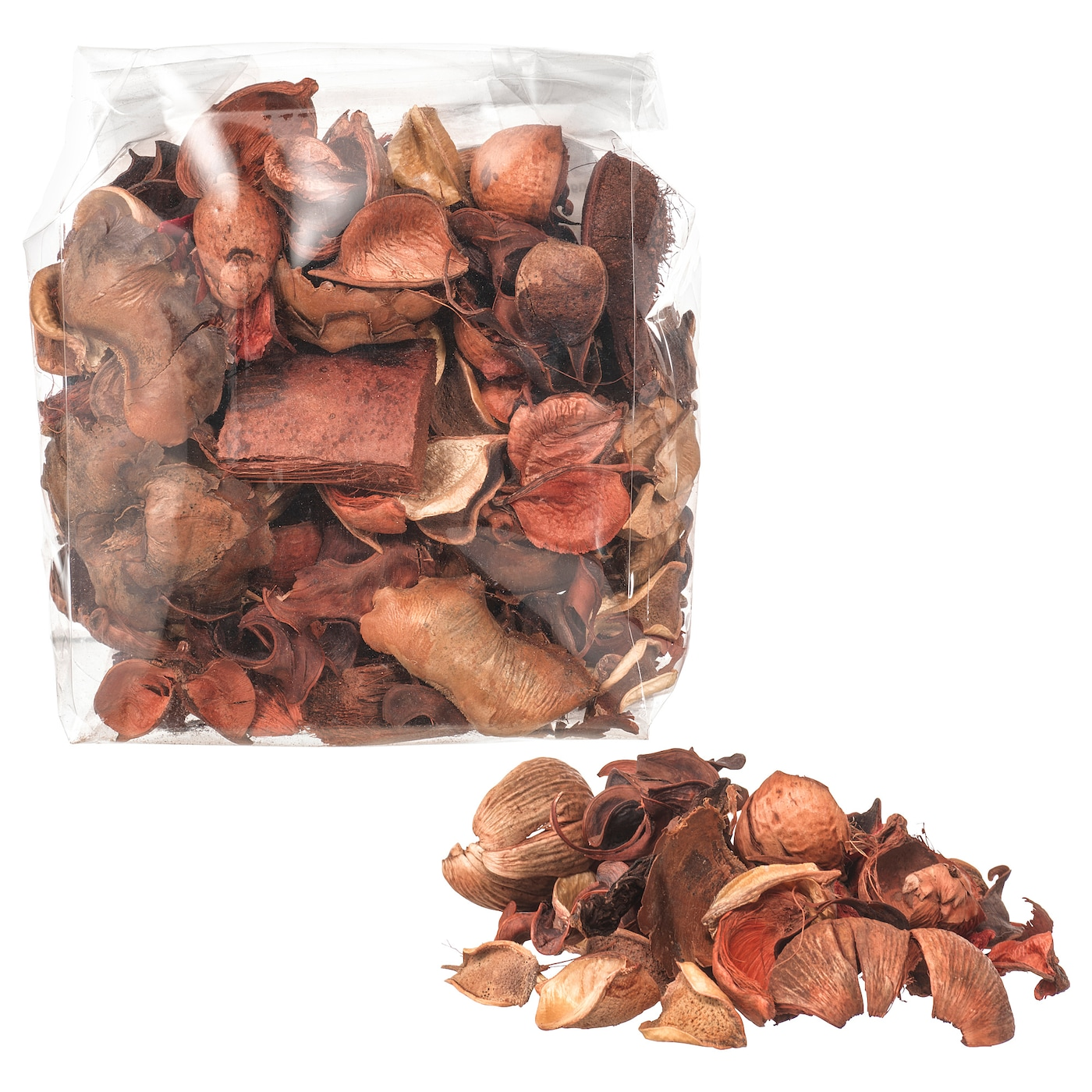 IKEA DOFTA potpourri Spicy scent of nutmeg, cinnamon and vanilla.