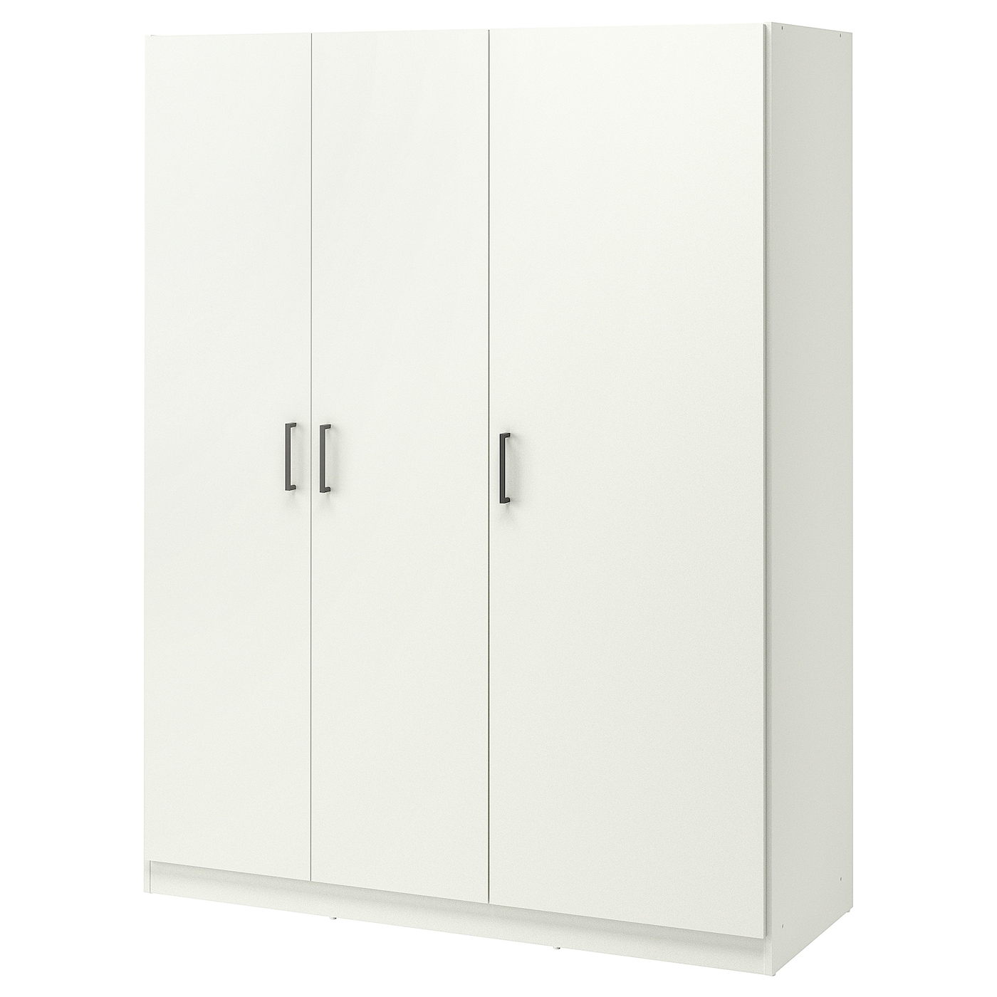 IKEA DOMBÅS wardrobe Adjustable shelves make it easy to customise the space according to your needs.
