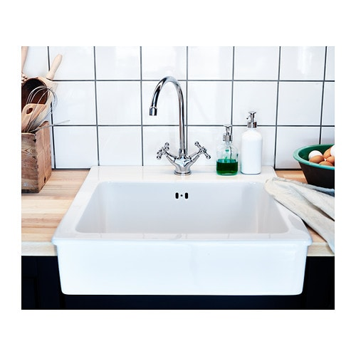 Ikea domsjo farmhouse sink images - Evier ikea ceramique ...