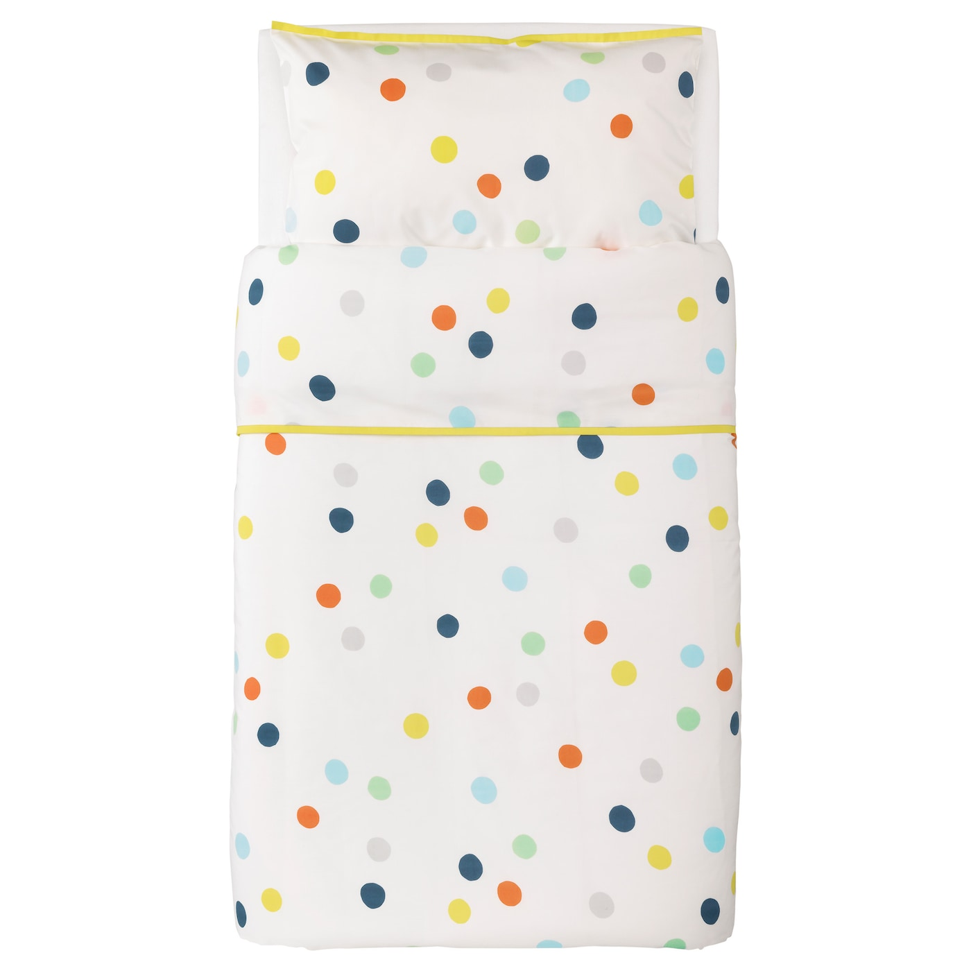 IKEA DRÖMLAND quilt cover/pillowcase for cot