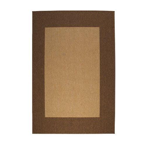 Drag r rug flatwoven beige light brown 140 x 200 cm ikea - Ikea textiles y alfombras ...