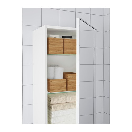 IKEA DRAGAN 4 Piece Bathroom Set Helps You Organise Cotton Wool And Hair  Clips.