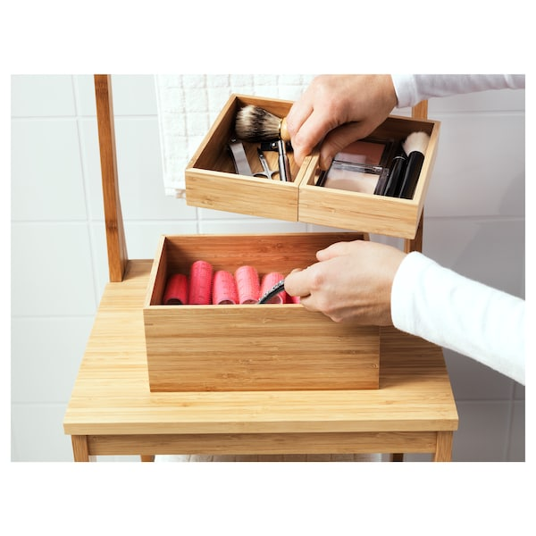 DRAGAN Box, set of 3, 23x17x14 cm