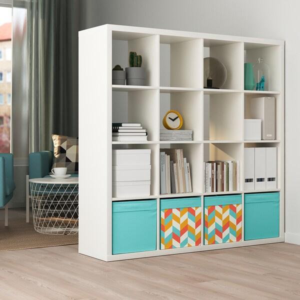 DRÖNA Box, multicolour, 33x38x33 cm