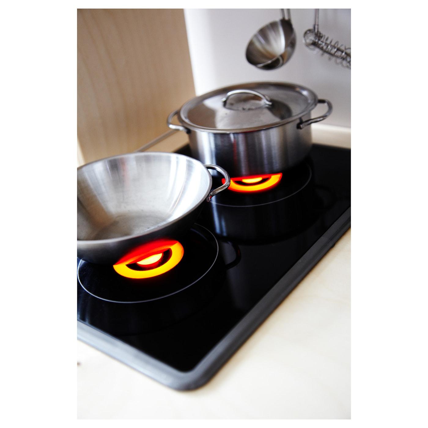 duktig 5 piece cookware set stainless steel colour ikea. Black Bedroom Furniture Sets. Home Design Ideas