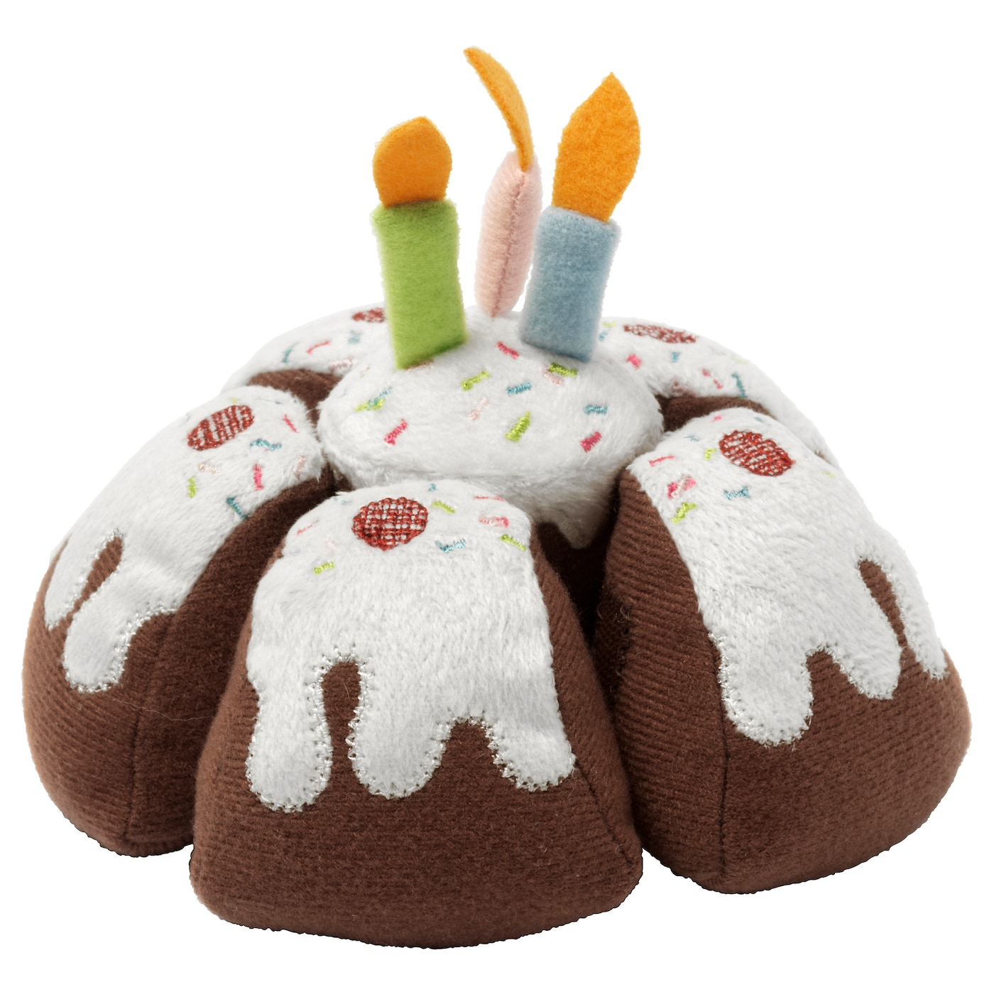 IKEA DUKTIG soft toy Helps the child develop fine motor skills and hand/eye co-ordination.