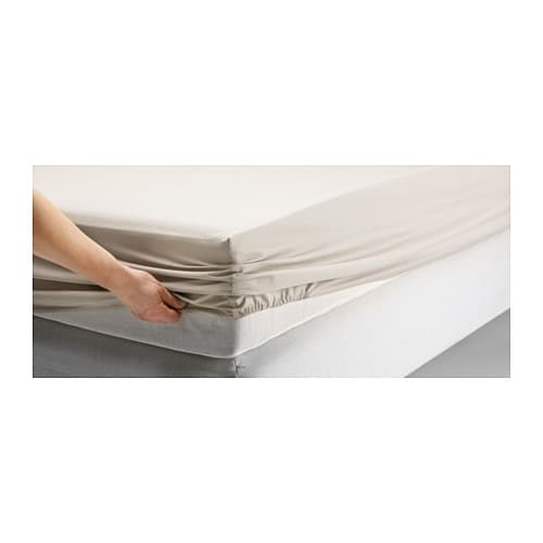 dvala fitted sheet 90x200 cm ikea