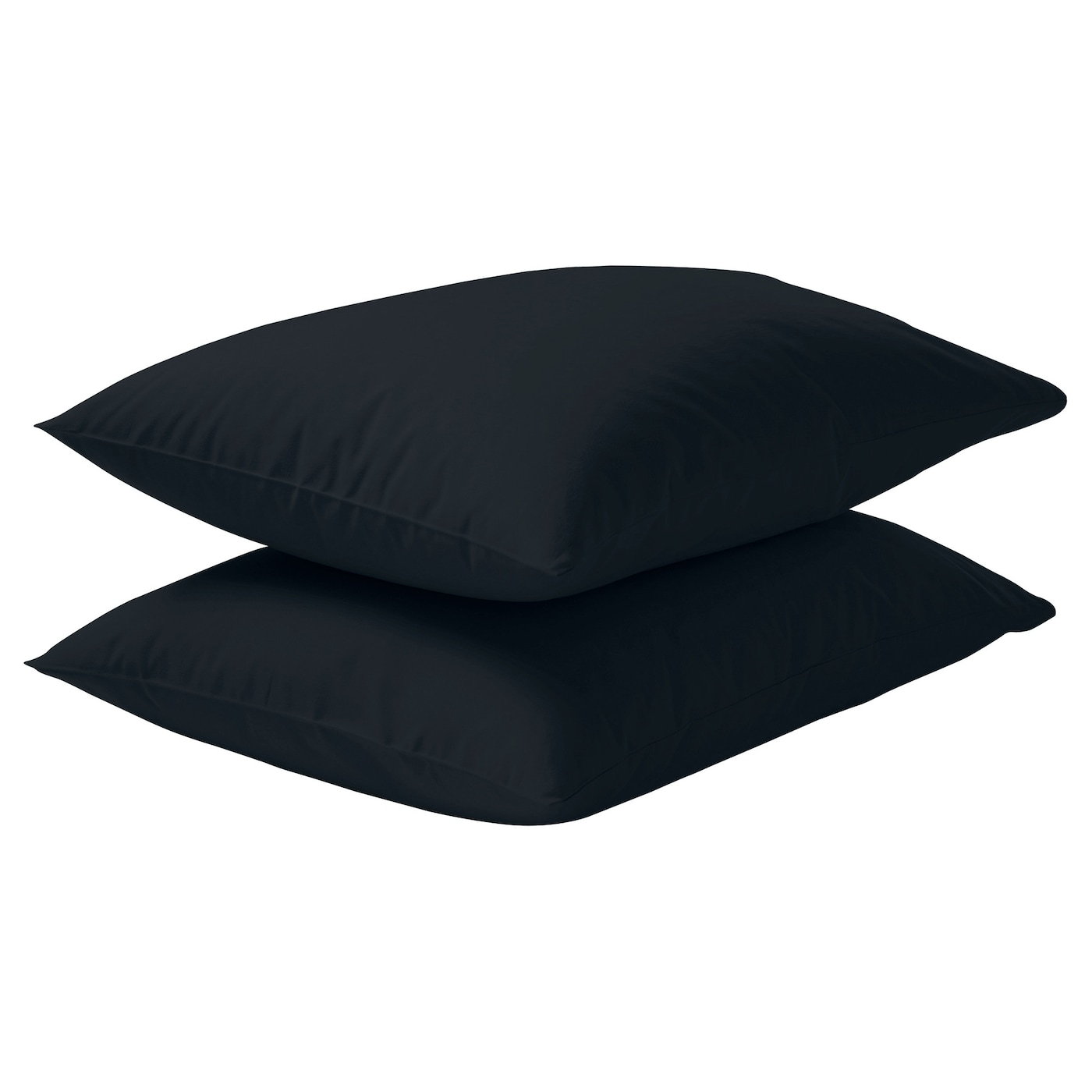 IKEA DVALA pillowcase Pure cotton that feels soft and nice against your skin.