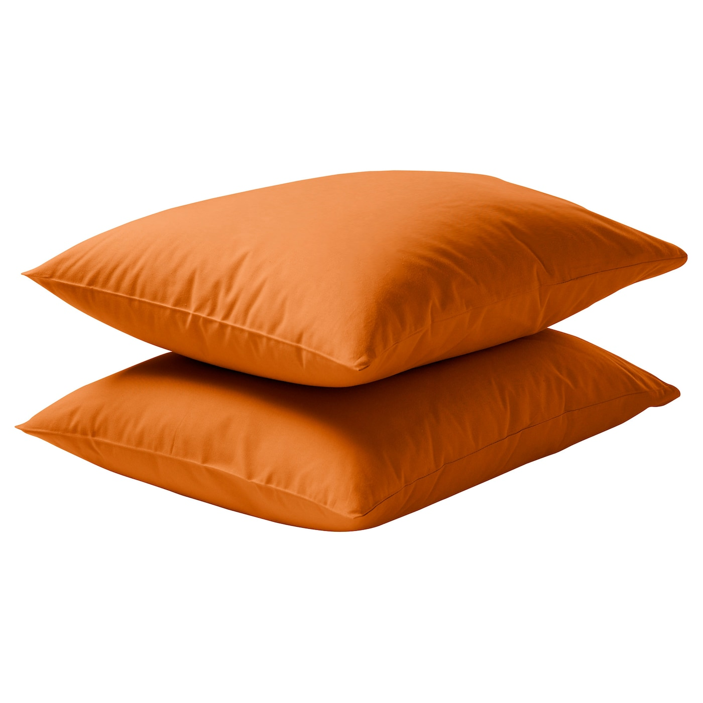DVALA Pillowcase Orange 50×80 cm  IKEA