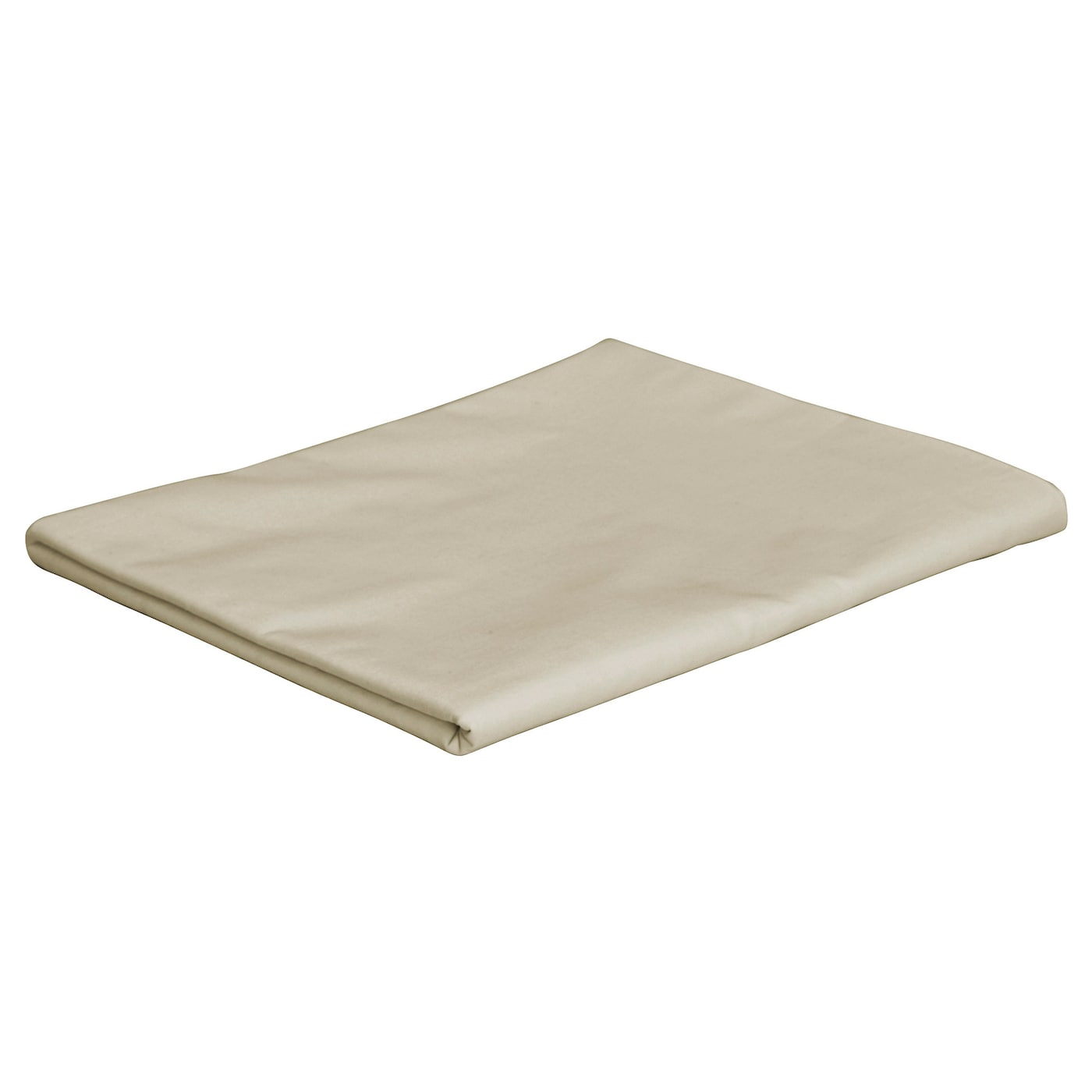 IKEA DVALA sheet Cotton, feels soft and nice against your skin. Fits beds that are 160-180 cm wide.